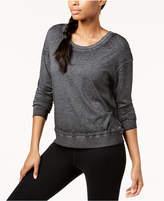 Calvin Klein Icy-Wash Drop-Shoulder T-Shirt