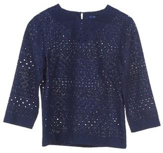 Gant 431951 women's Blouse in Blue