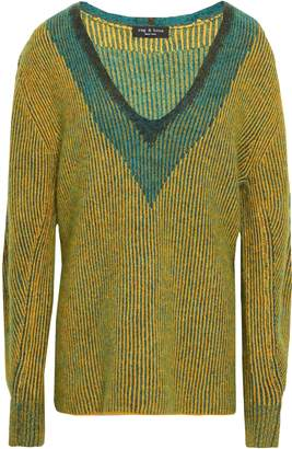 Rag & Bone Jacquard-knit Sweater