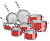 KitchenAid 14-Piece Stainless Steel Cookware Set
