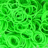 Rainbow Loom Neon Green