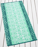 Jessica Simpson CLOSEOUT! Sanabelle Combed Cotton Beach Towel