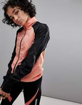 Only Play Technical Running Jacket With Reflective Detail