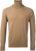 Ami Alexandre Mattiussi turtleneck sweater - men - Cashmere/Wool - S