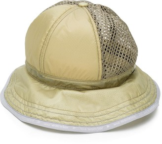 And Wander Mesh Bucket Hat