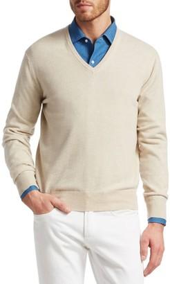 Loro Piana Scollo Cashmere Sweater