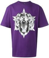 Marcelo Burlon County of Milan Martin T-shirt - men - Cotton - S