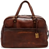Frye Richard Vintage Leather Gym Bag