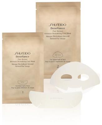 Shiseido Pure Retinol Intensive Revitalizing Face Sheet Mask