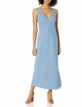 Rachel Pally Women's Sleeveless Midi Dress with deep V