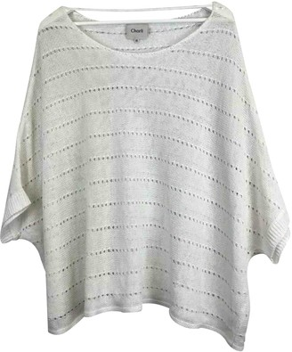 Charli White Cotton Knitwear