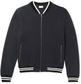 Dries Van Noten - Cotton-jersey Varsity Jacket
