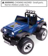 Discovery Kids Discovery Kids Blue Hat Toy Company RC 4x4 Safari Vehicle