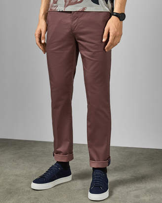 Ted Baker SIDONII Regular fit cotton chinos