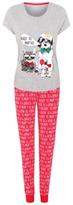 George Animal Christmas Pyjama Set