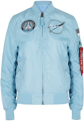 Alpha Industries Nasa MA-1 TT reversible bomber jacket