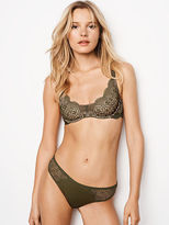 Very Sexy Lace & Mesh Scoop Bra