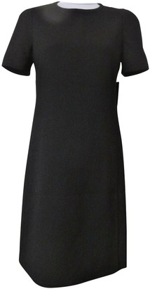 Prada Black Wool Dress for Women
