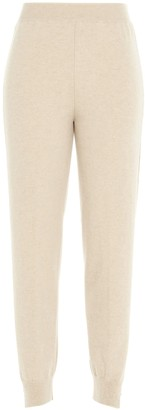 Stella McCartney Tapered Knitted Sweatpants