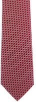 Charvet Patterned Silk Tie