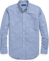 Ralph Lauren Gingham Oxford Sport Shirt