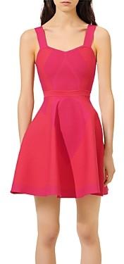 Maje Reliefa Dress