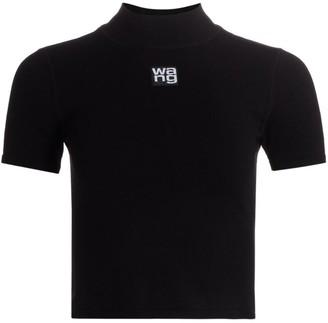 Alexander Wang Mockneck T-Shirt