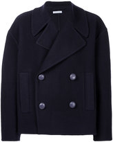 J.W.Anderson oversized cropped peacoat