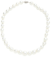 White South Sea Pearl & White Gold Necklace