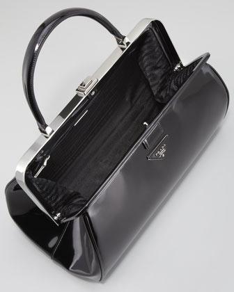 Prada Spazzolato Doctor's Bag
