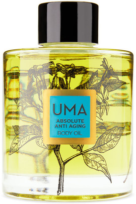 Uma Absolute Anti Aging Body Oil, 3.4 oz