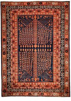 Bloomingdale's Adina Collection Oriental Rug, 6'10 x 9'2