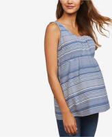 Motherhood Maternity Babydoll Blouse