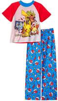 Pokemon 2Pc Pajama Set