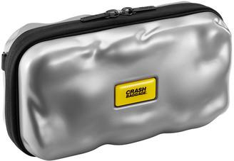 CRASH BAGGAGE Mini Icon Travel Case - Silver