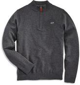 Vineyard Vines Boys' Quarter Zip Sweater - Little Kid, Big Kid