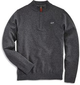 Vineyard Vines Boys' Quarter Zip Sweater - Sizes S-XL