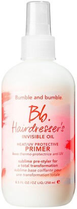 Bumble and Bumble Hairdressers Invisible Oil Heat & UV Protective Primer