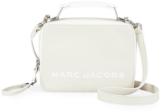 Marc Jacobs The Textured Box Tricolor 23 Crossbody Bag