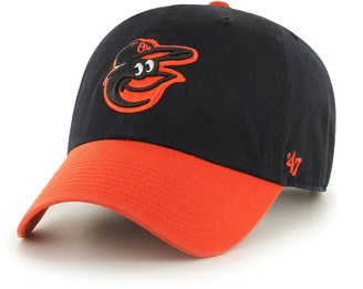 '47 Adult Baltimore Orioles Clean Up Adjustable Cap