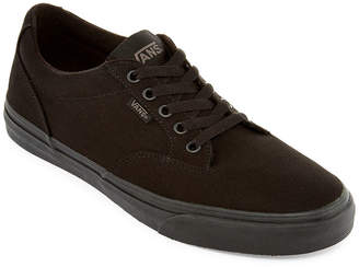 Vans Winston Mens Mono Canvas Skate Shoes
