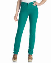 Levi's Petite Jeans, 512 Perfectly Slimming Skinny, Amazon Green Wash