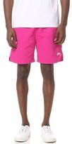 Stussy Stock Elastic Waist Shorts II