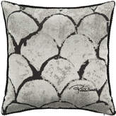 Roberto Cavalli Silver & Gold Bed Cushion