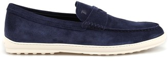 Tod's Penny Bar Loafers