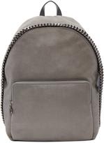 Stella McCartney Grey Falabella Backpack