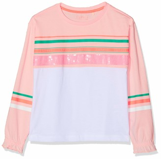 Esprit Girl's Rp1008307 T-Shirt Long Sleeves Top