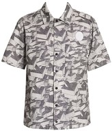 Off-White Off White 3D Pencil Arrow Short-Sleeve Shirt