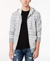American Rag Men's Striped Hoodie, Created for Macy's