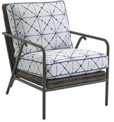 Tommy Bahama Cypress Point Ocean Terrace Patio Chair with Cushion Outdoor
